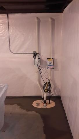 TripleSafe™ Sump Pump System in Overland, MO