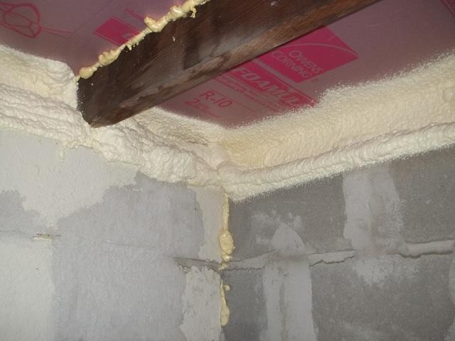 Collinsville, IL Home get Spray Foam Job