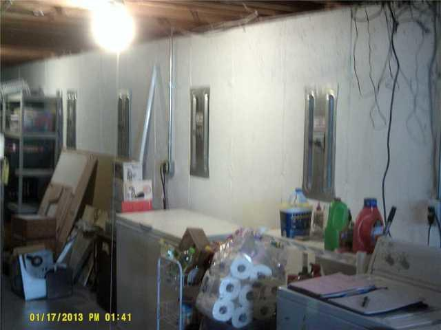 Basement Bowed Wall in O'Fallon, MO
