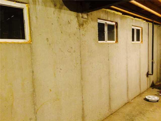 Basement Egress Window Brightens Collinsville, IL Basement