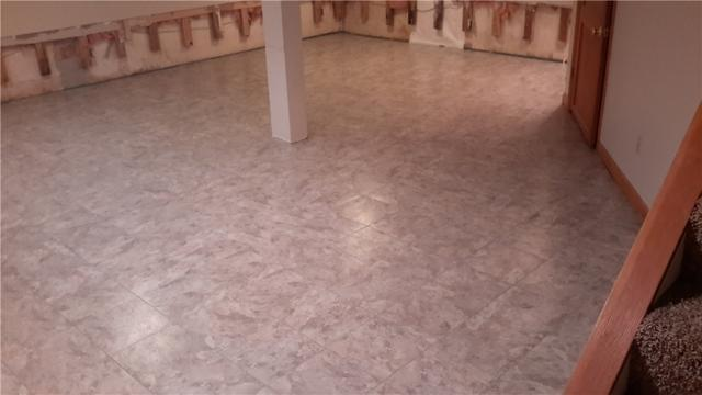 Crestwood, MO Basement Gets ThermalDry Floor Tile Installation