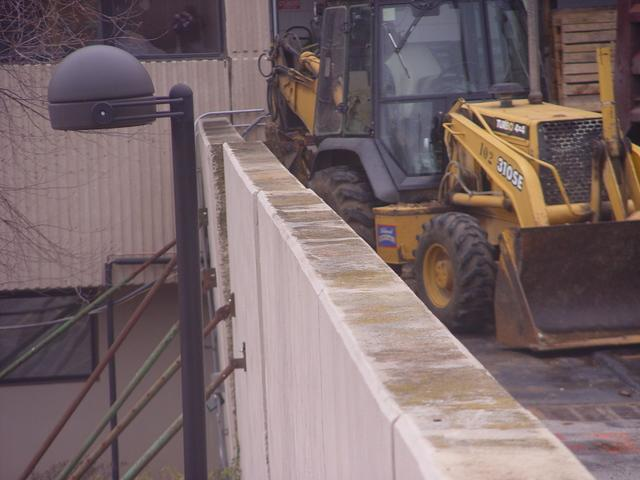 Retaining Wall Failure Repaired in Des Peres, MO