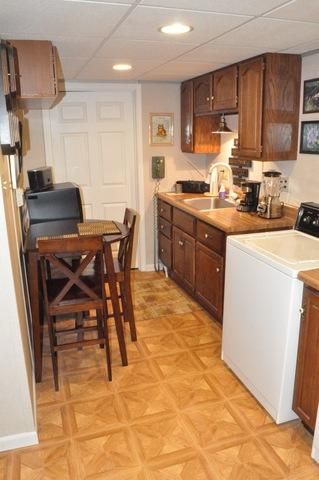 Bright Basement Utility Room in Kirkwood