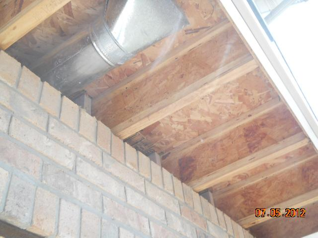 Air Sealing and Insulating a Cantilever in Troy, IL