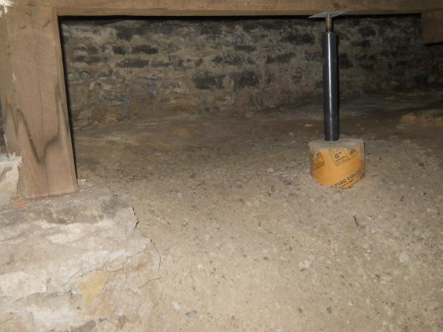 Crawl Space Encapsulation in St. Louis, MO