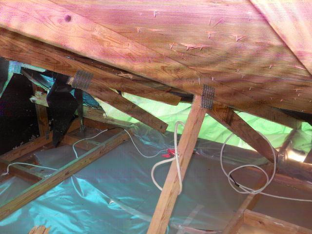 Repair Attic Insulation in Wildwood, MO : Aftermath of Mega Storm!