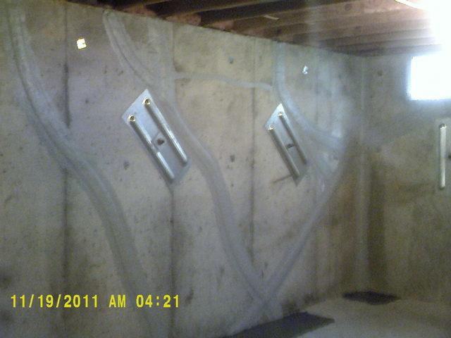 Bowing Walls In Fenton, MO Need Anchors