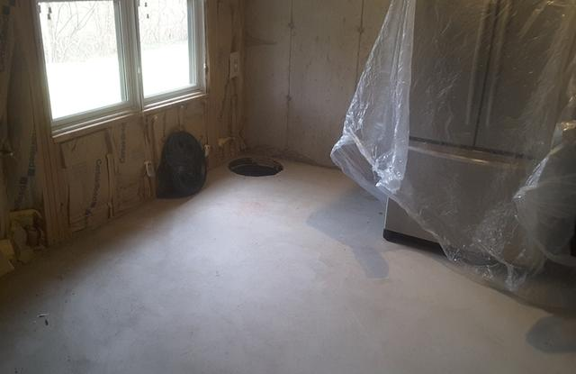 TripleSafe Sump Pump Installation in Creve Coeur, MO Basement