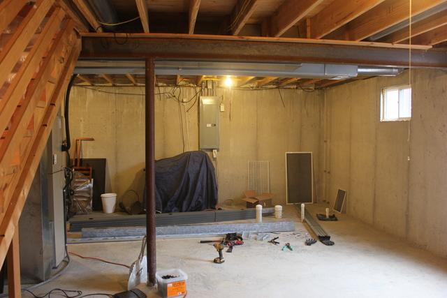 Remodeling Collinsville, IL Basement From Floor to Ceiling
