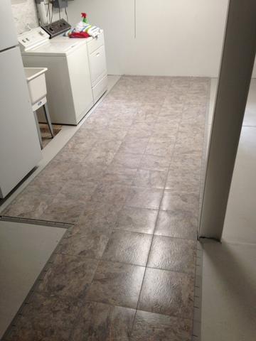 Basement Flooring in University City, MO