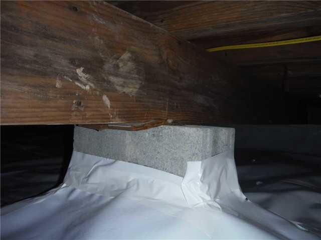 Crawl Space Encapsulation in Woodlawn, IL