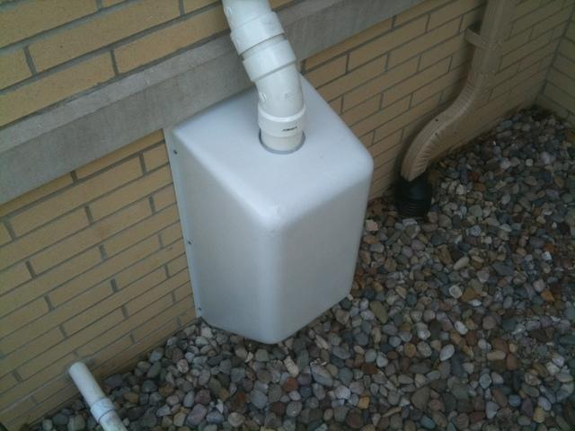Radon Gauge and Radon Fan Applaince Cover in Lincoln, IL
