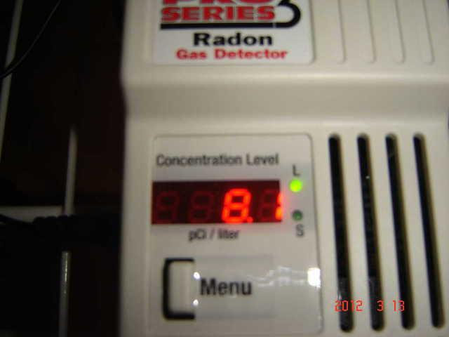 Radon Detection and Mitigation in Champaign, IL