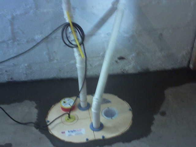 Bigger Better Sump Pump in Manchester, MO
