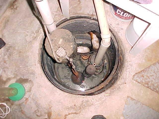 Dual Sump Pump Replacement in Red Bud, IL