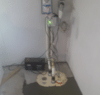 Installation of TripleSafe Sump Pump in Richmond Heights, MO