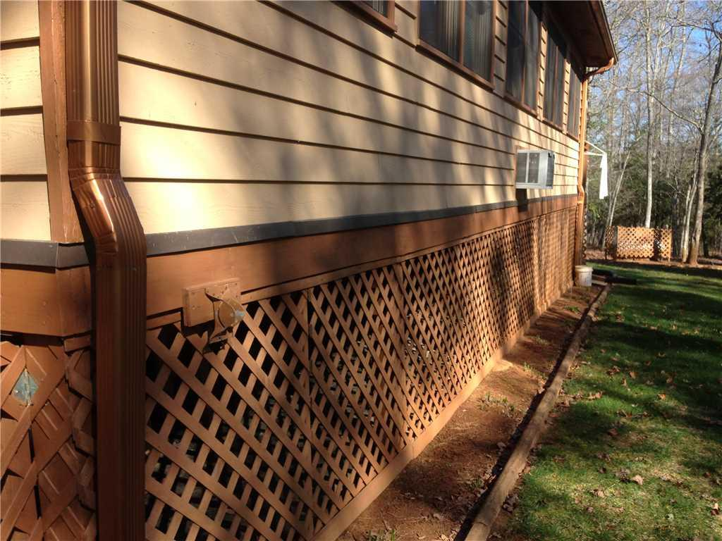 Foundation Repair in Murphy, NC - Before Photo
