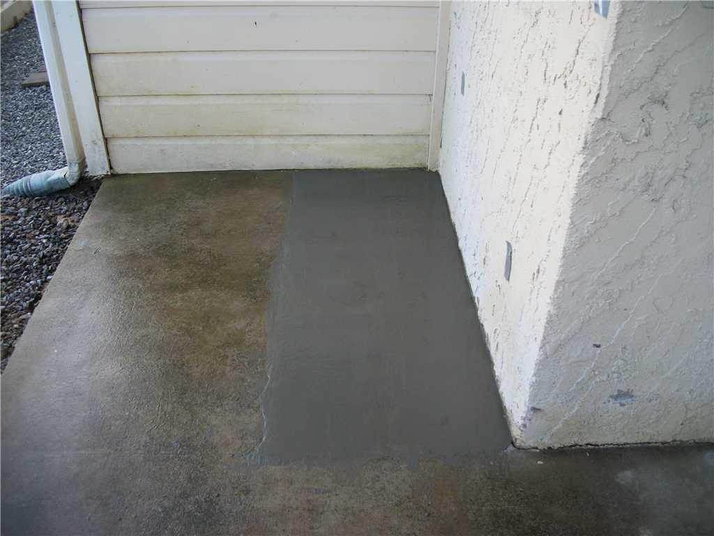 Push Pier Installation to Repair Lake Lure, NC Cracking Wall - After Photo