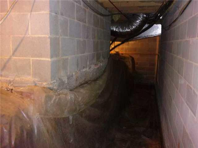 Crawl Space Encapsulation with CleanSpace in Westminster, SC