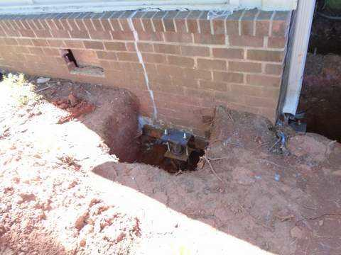 Major Foundation Repairs in Greer, SC