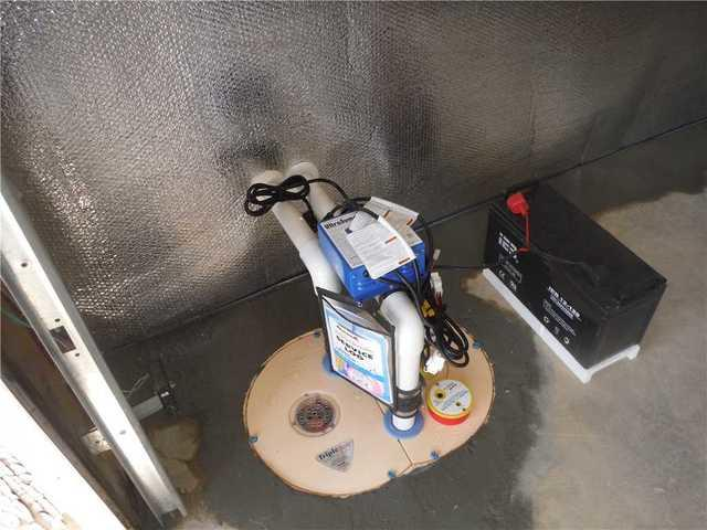 Garage/Basement Waterproofing in Simpsonville, SC