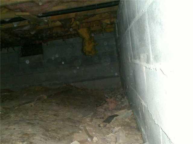 Arden, NC Crawl Space Encapsulation & Dehumidifier Installation