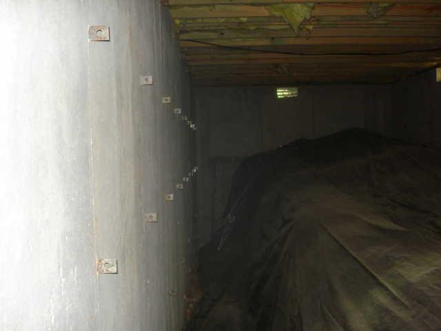 CleanSpace Liner and Wall Installation in Elberton, GA