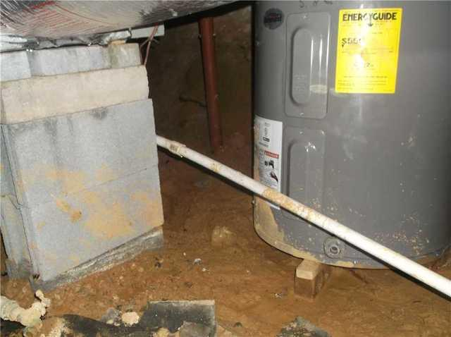 Chester, SC Crawl Space Encapsulation