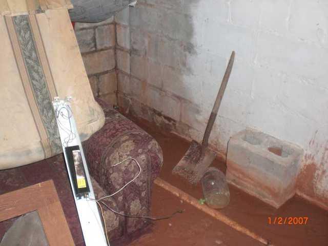Abbeville, SC Helped Basement Drain & Sump Pump Installation
