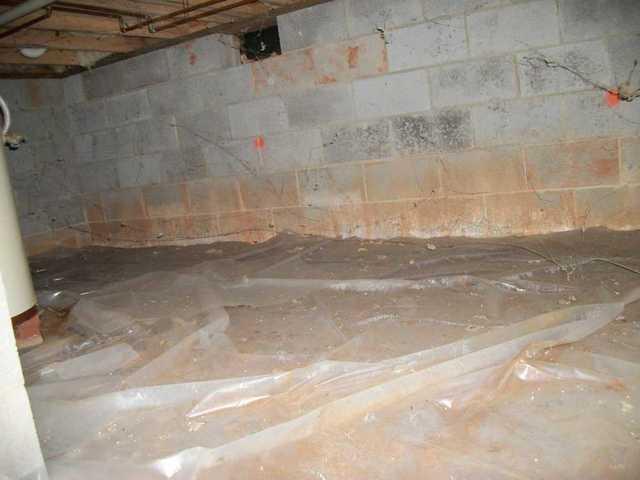 West Union, SC Crawl Space Encapsulation