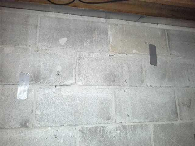 Wall Anchors in Otto, NC Make a Huge Difference on Basement Wall