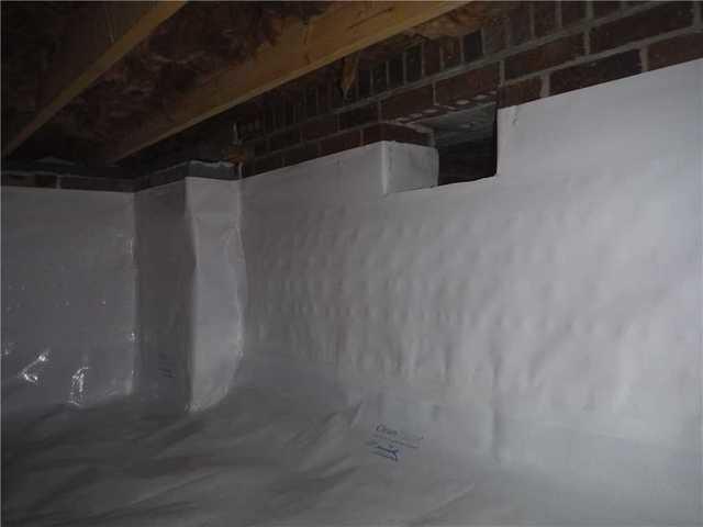 Crawlspace Encapsulation in Fountain Inn, SC