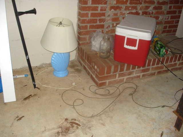 WaterGuard Installed in Sunset, SC Basement with High Humidity