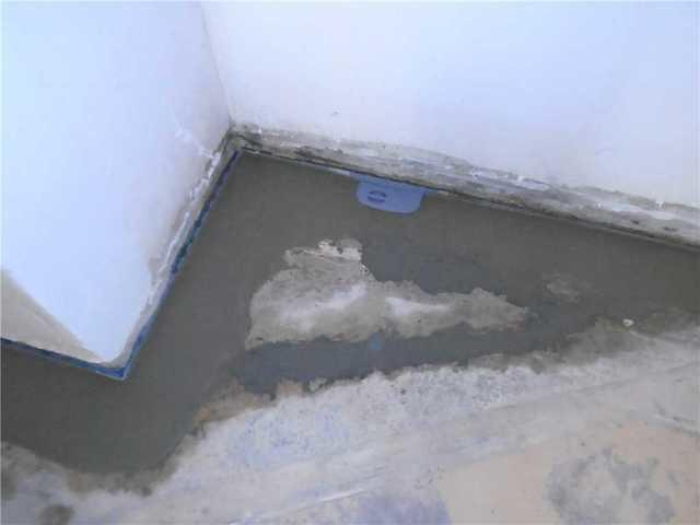 Previously Flooded Basement in Barnardsville, NC Gets WaterGuard Drain System