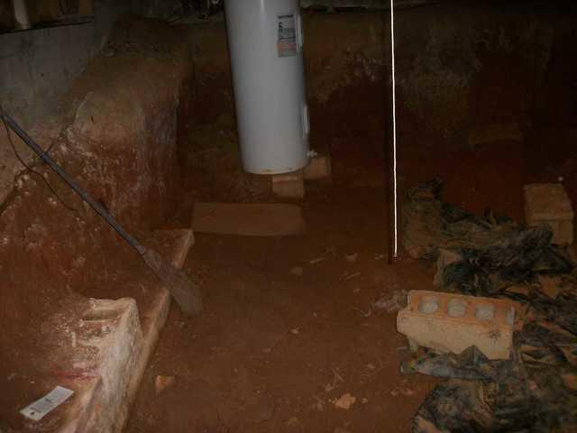 Damp Crawlspace in Belton, SC Gets CleanSpace Encapsulation