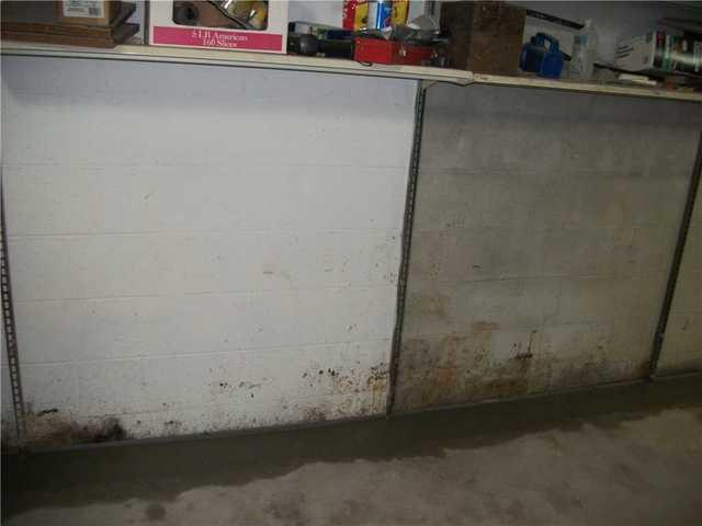 Severe Water Intrusion in Iva, SC Basement Leads to WaterGuard and SuperSump Installation
