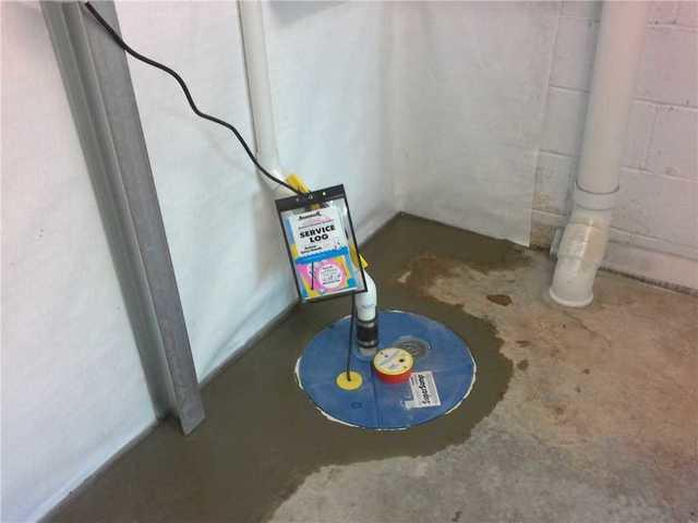 Hendersonville, NC Homeowner Fixes Water Intrusion and Foundation Issues with WaterGuard and PowerBraces