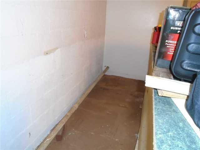 Simple WaterGuard Installation in Abbeville, SC Basement