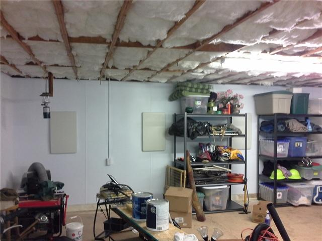 Greenwood, SC Basement with Severe Cracking Repaired