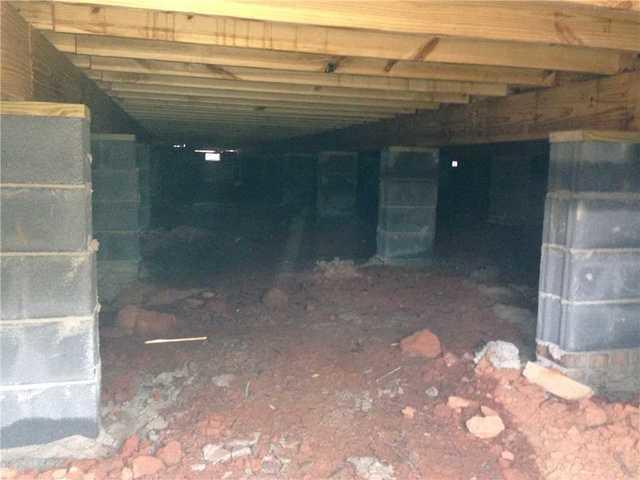 Greer, SC Crawlspace Gets Much Needed CleanSpace Encapsulation