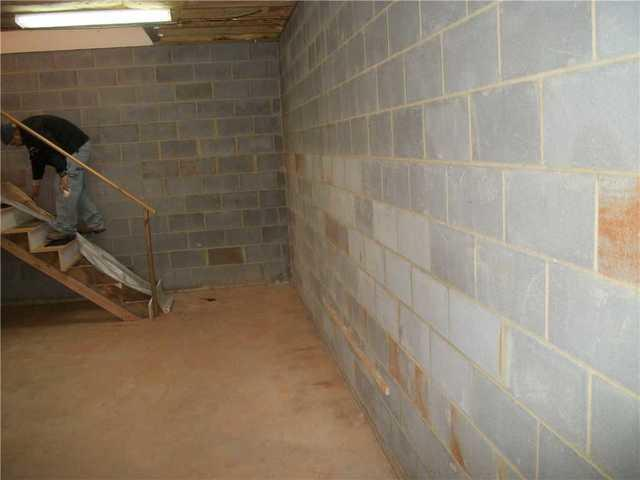 Water Intrusion and Mold Growth in Lyman, SC Basement Leads to WaterGuard Installation