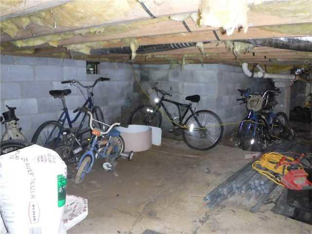 High Moisture in Horse Shoe, NC Crawlspace Leads to CleanSpace Encapsulation