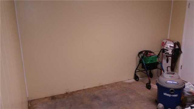Leaky Basement in Boiling Springs, SC Leads to Installation of WaterGuard Drain and CleanSpace Wall