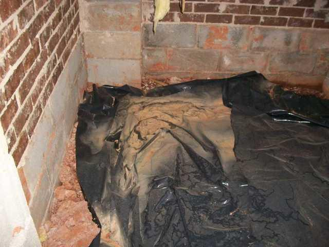 Moisture Issues in Columbia, SC Crawlspace Leads to CleanSpace Encapsulation