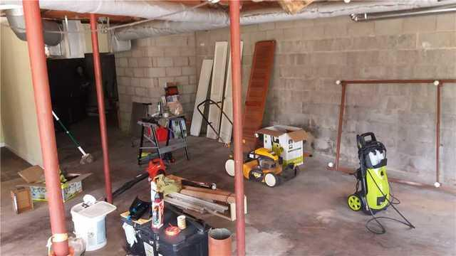 Spartanburg, SC Basement is Transformed with CleanSpace Wall and WaterGuard