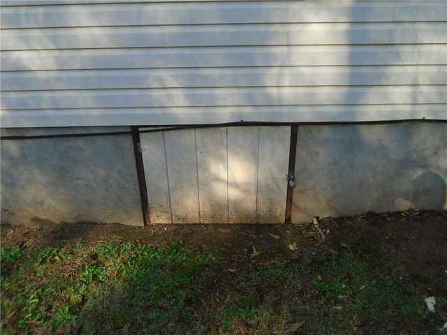 Seneca, SC Crawlspace Receives EverLast Door That Outlasts the Alternative