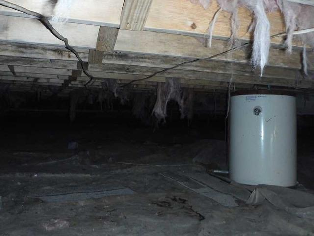Decrepit Crawlspace in Maggie Valley, NC Receives CleanSpace to Revitalize