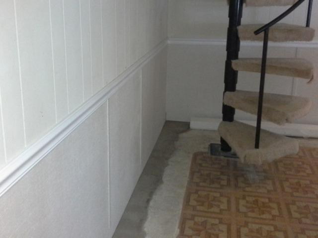WaterGuard Installed in basement of an Inman, SC home