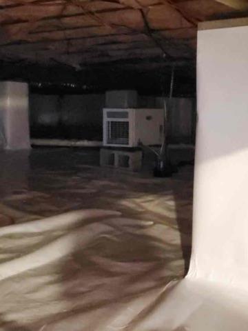 Crawlspace Repair Done In Chesnee, SC