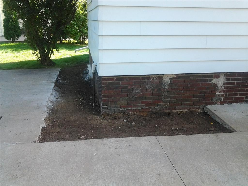 Sinking Foundation in Tomah, WI - After Photo